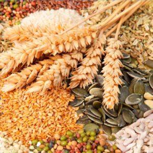 Cereales en grano y semillas