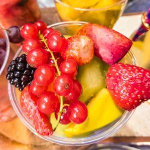 Conservas de fruta